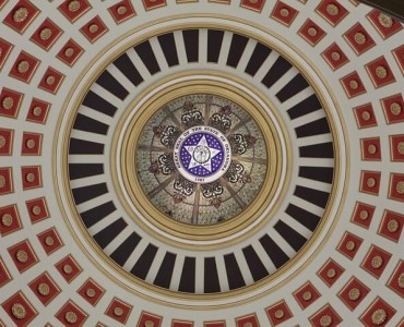 OK Capitol Rotunda